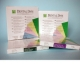 Diga In Fogli Spessore Fine Colore Verde 36pz