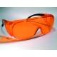 Occhiali Protettivi Lente Arancio 1pz
