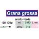 Frese Diamantate Grana Grossa 120-130u Ref.201C 3pz