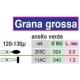 Frese Diamantate Grana Grossa 120-130u Ref.255C 3pz