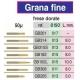 Frese Diamantate Grana Fine 50u Ref.GB314 3pz