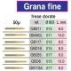 Frese Diamantate Grana Fine 50u Ref.GB235 3pz