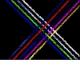 Catenella Elastica Colore Grigio Spaziata Lunga 4,5mt 1pz