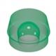 Cappette Micro Verdi Elastiche 6pz