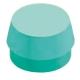 Cappette Micro Verde Acqua   -6pz