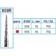 Frese Diamantate Ref.859R ISO 016 10mm FG Grana Fine 5pz