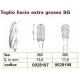 Frese Tungsteno Taglio Extra Grosso SG Iso 060 1pz