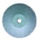 Abrasivo Lent.Azzurro 100pz