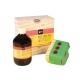 Eco Cryl Pro Polvere Rosa Venato Set