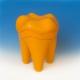 Sgabello Forma Molare Colore Arancione 1pz