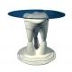 Tavolino Forma Molare Colore Blu 1pz
