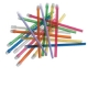 Monoart Aspirasaliva Colore Lilla Trasparente 250pz