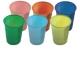 Monoart Bicchieri Colore Rosa 100pz
