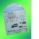Bioplast Traspar. 5,0mm  -100pz