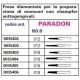 Meteor Trend Plus Paradon ISO 012 1pz