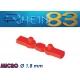 Rhein Ot Cap Micro Barre Calc. 150bpm