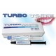 Turbo White Perossido Idrogeno 38% Professional Kit